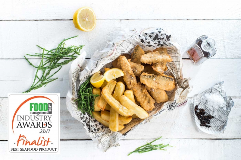 Jack Sprats image with Food Management Today Finalist Award