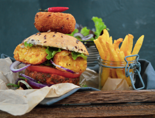 Beyond Veganuary: Why you should keep meat-free dishes on your menu all year round