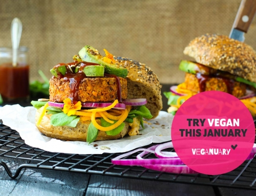 Get Set For Veganuary – One Month To Go!