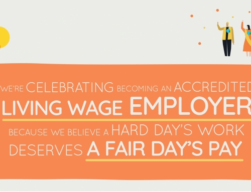 Paramount becomes accredited Living Wage Employer!