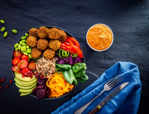 Top Tips For Making Your Plant-Based Menu Shine!